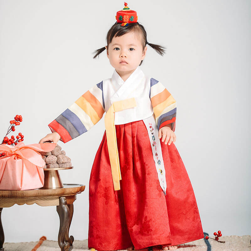 Chinese dress for children